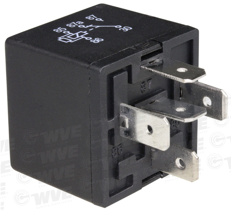 WVE - Rear Window Defogger Relay - WVE 1R1061
