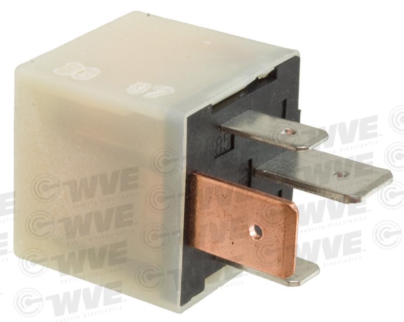 WVE BY NTK - Power Window Relay - WVE 1R1119