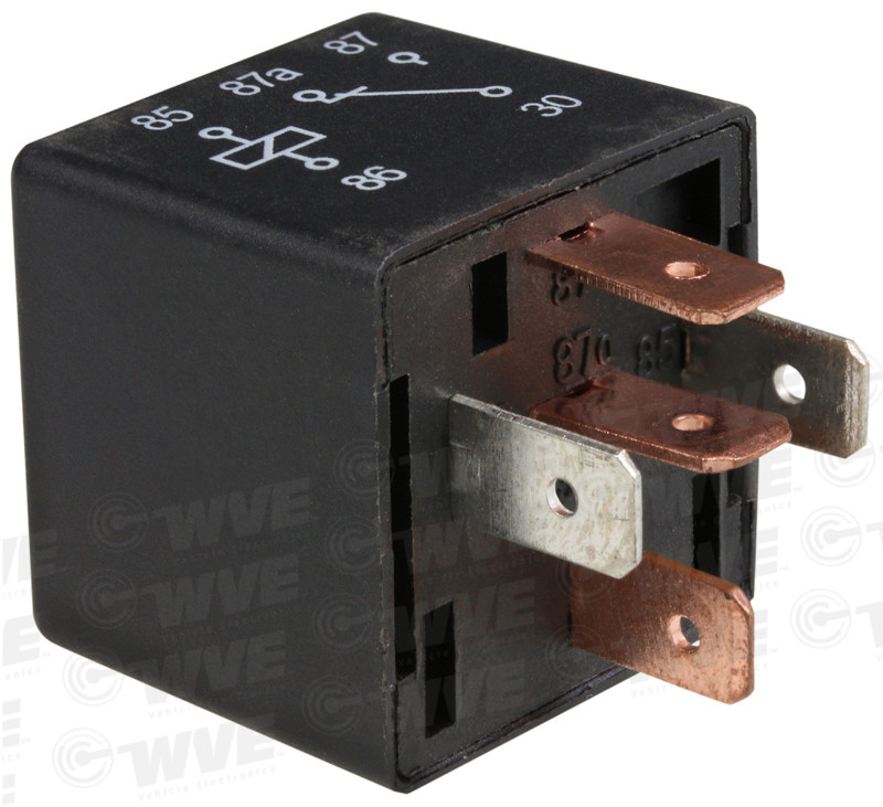 WVE BY NTK - ABS Warning Light Relay - WVE 1R1155