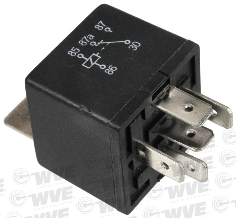 WVE BY NTK - ABS Warning Light Relay - WVE 1R1249
