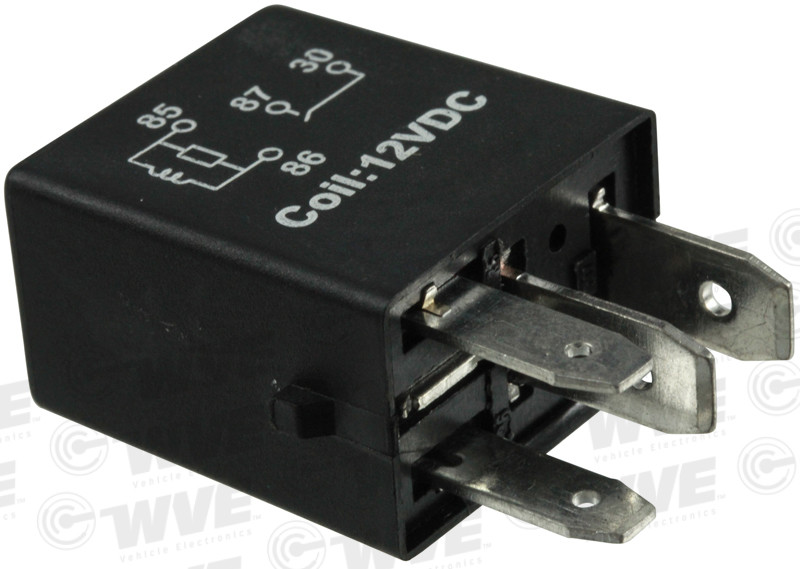 WVE BY NTK - ABS Warning Light Relay - WVE 1R1367