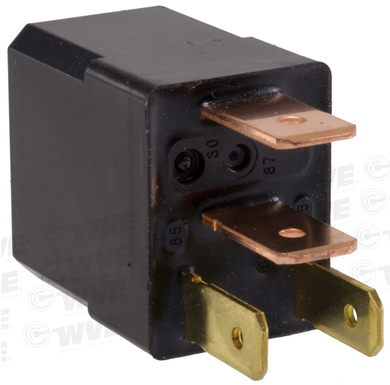 WVE BY NTK - Power Window Relay - WVE 1R1407