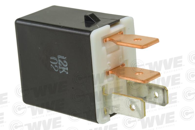 WVE - Power Window Relay - WVE 1R1468