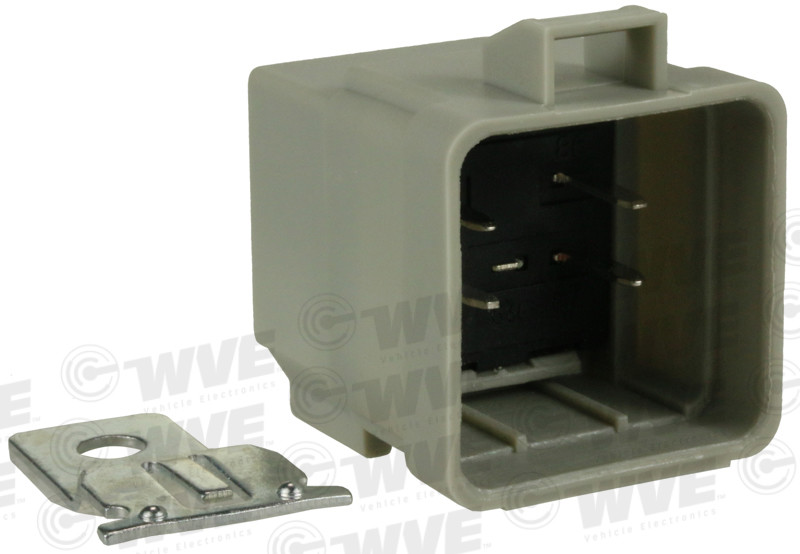 WVE BY NTK - Engine Cooling Fan Motor Relay - WVE 1R1513