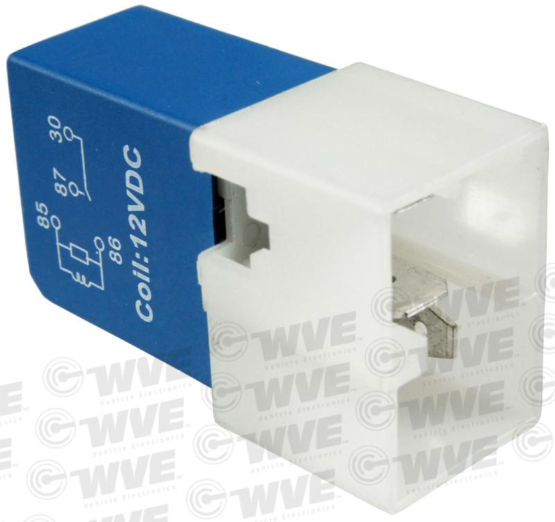 WVE - Power Window Relay - WVE 1R1596