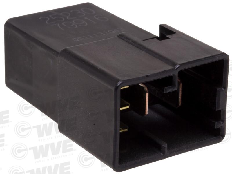 WVE - Power Window Relay - WVE 1R1598