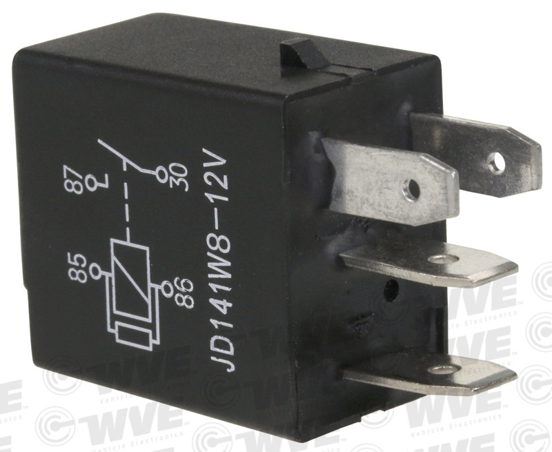 WVE BY NTK - Power Window Relay - WVE 1R1665