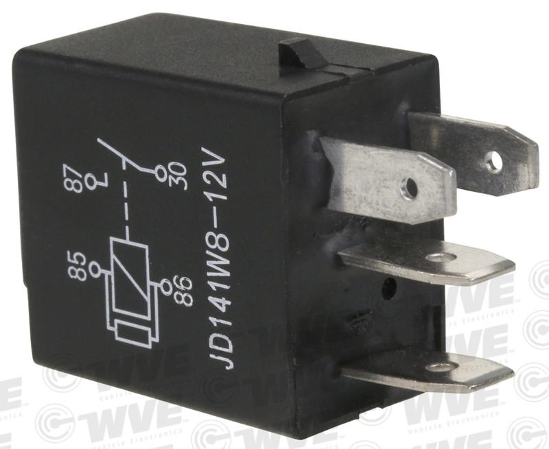 WVE BY NTK - Power Window Relay - WVE 1R1665