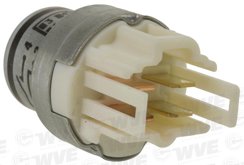WVE - Power Window Relay - WVE 1R1666