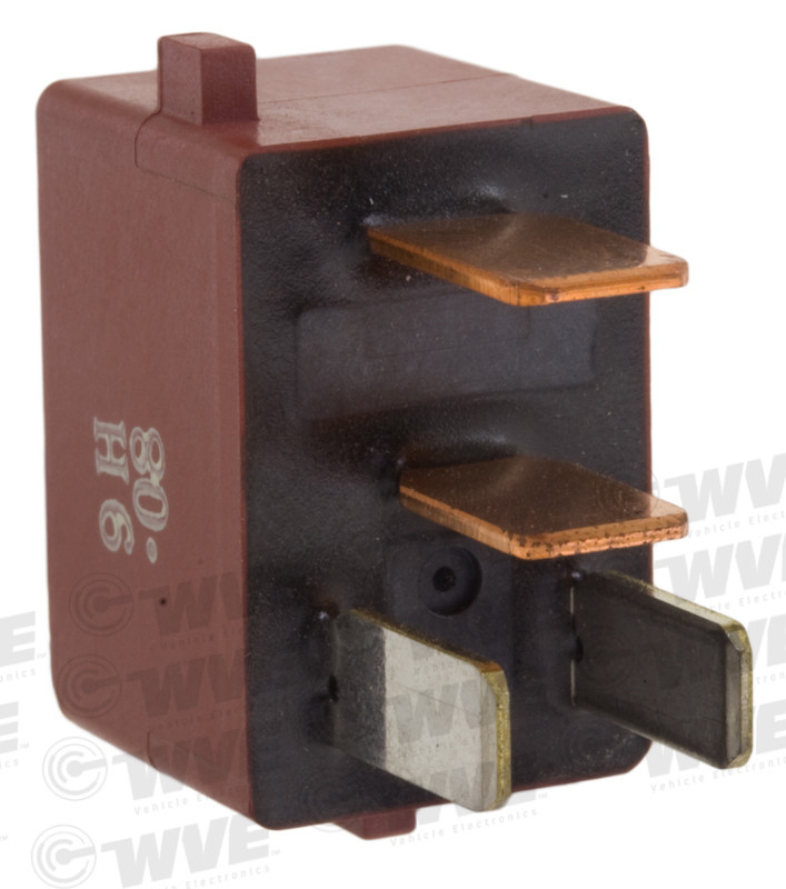 WVE BY NTK - Engine Control Module Relay - WVE 1R1923