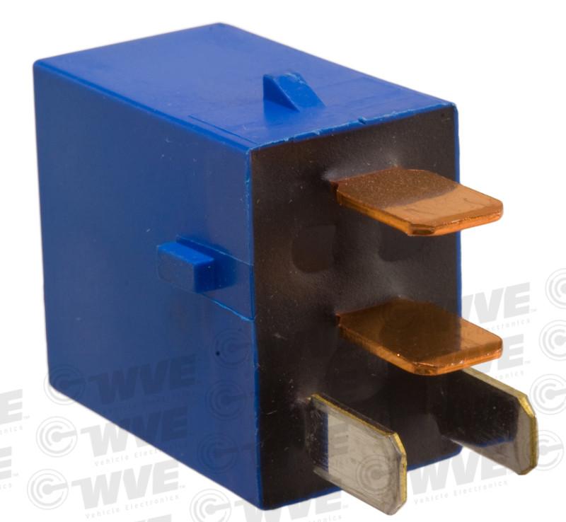 WVE BY NTK - Engine Cooling Fan Motor Relay - WVE 1R1999