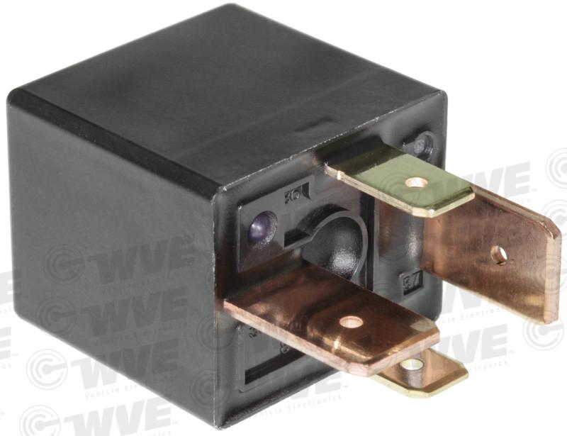 WVE - Power Window Relay - WVE 1R3507