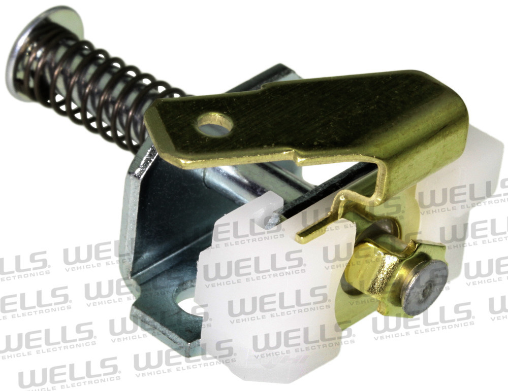WVE BY NTK - Parking Brake Switch - WVE 1S12568