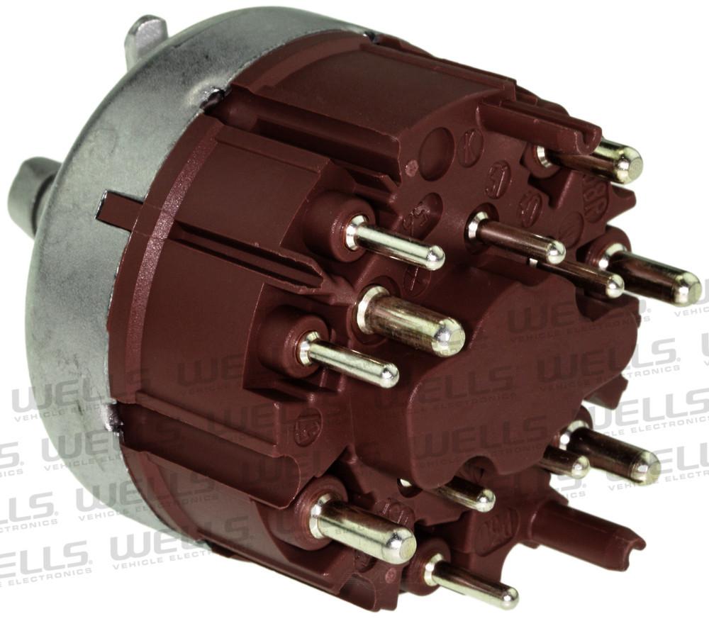 WVE BY NTK - Headlight Switch - WVE 1S12605