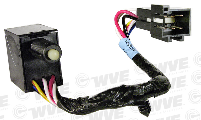 WVE BY NTK - Brake Light Switch - WVE 1S4992