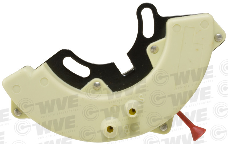 WVE BY NTK - Parking Brake Switch - WVE 1S5316