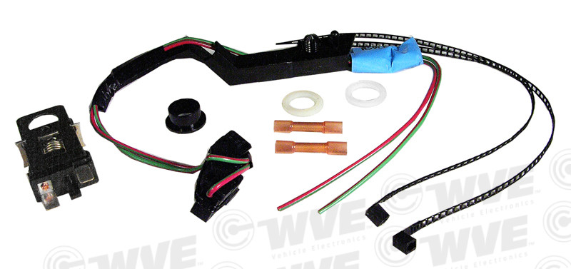 WVE BY NTK - Brake Light Switch - WVE 1S5408
