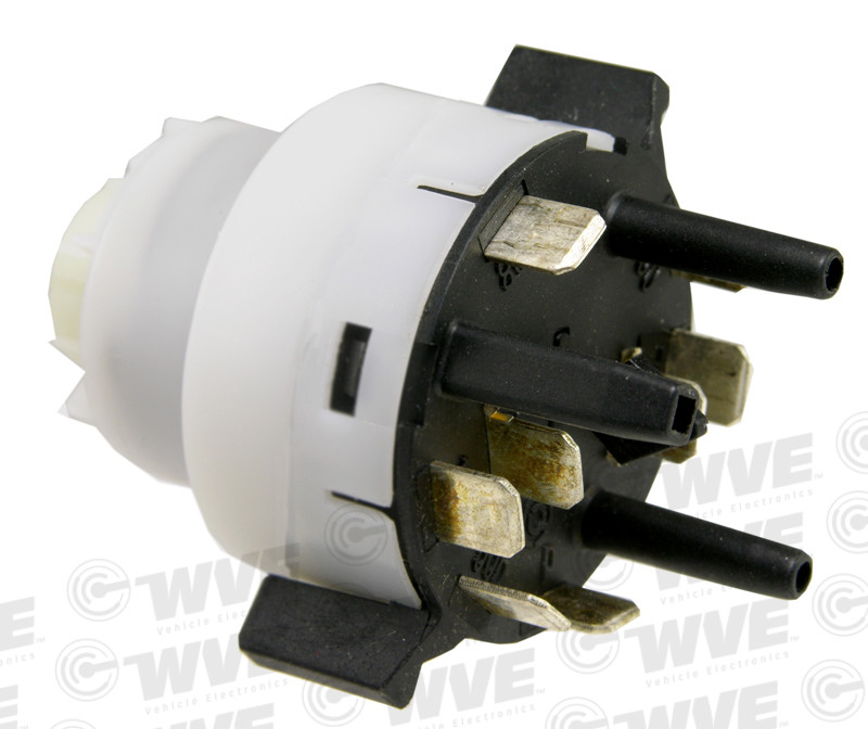 WVE BY NTK - Ignition Switch - WVE 1S6450