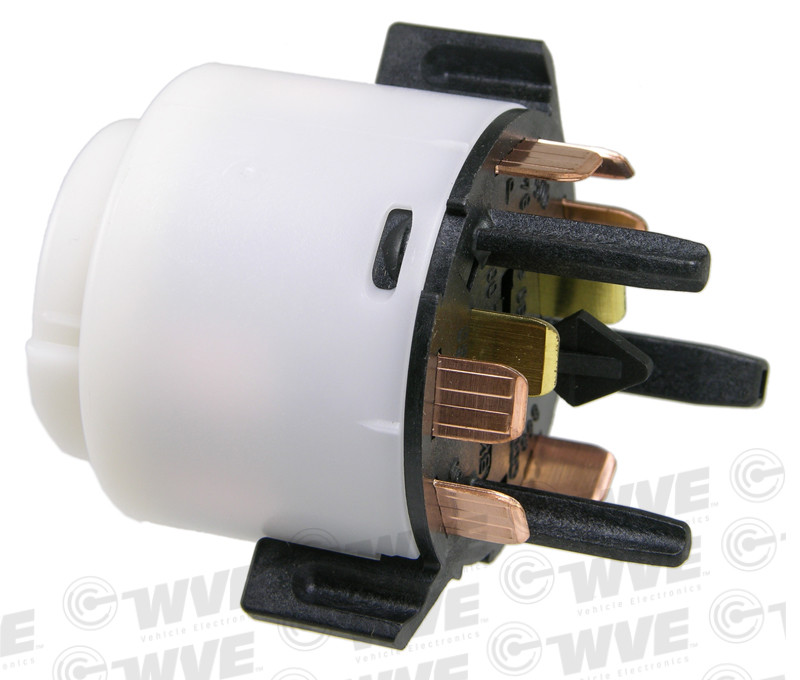 WVE BY NTK - Ignition Switch - WVE 1S6498
