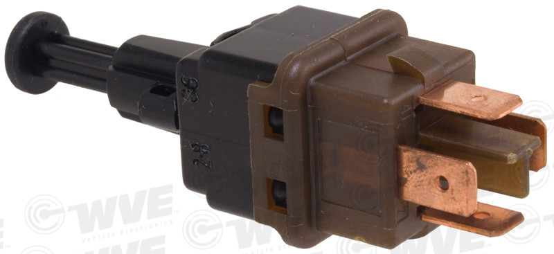 WVE BY NTK - Clutch Pedal Position Switch - WVE 1S7022