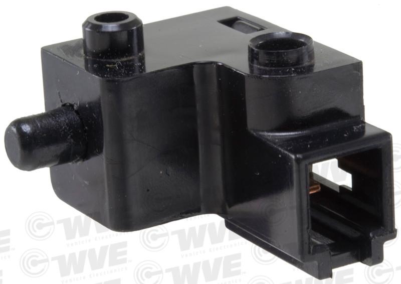 WVE BY NTK - Parking Brake Switch - WVE 1S9747