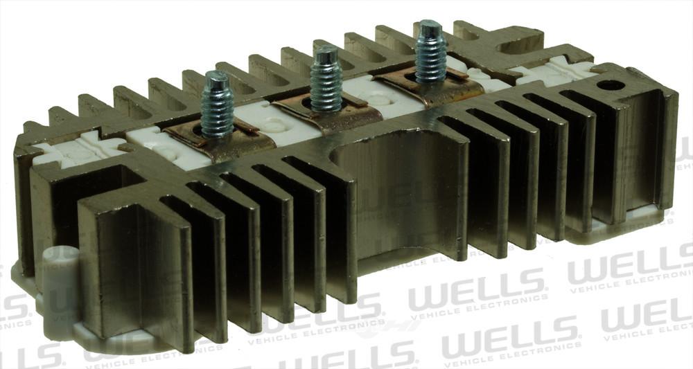 WVE - Alternator Rectifier Bridge - WVE 2D3002