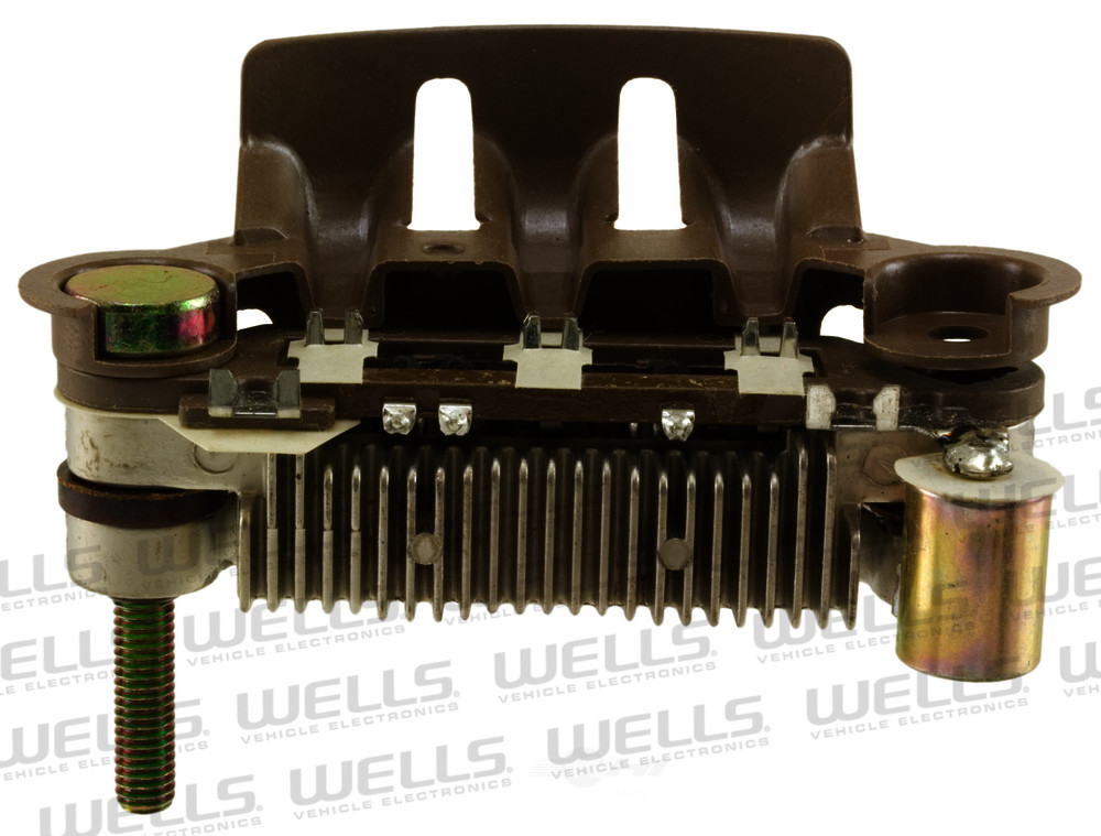 WVE - Alternator Rectifier Bridge - WVE 2D3080