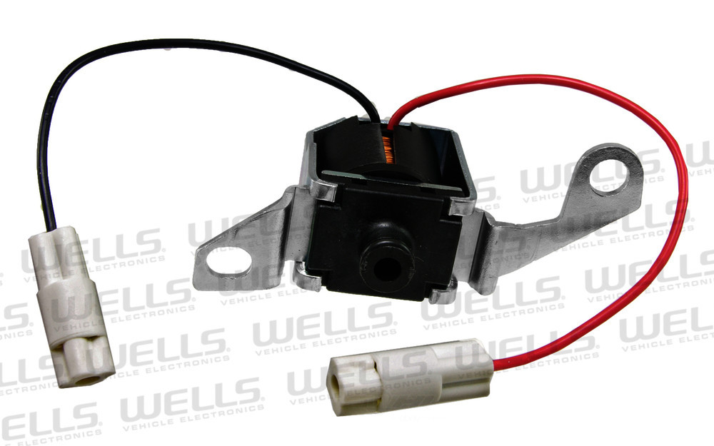 WVE BY NTK - Automatic Transmission Control Solenoid - WVE 2N1073