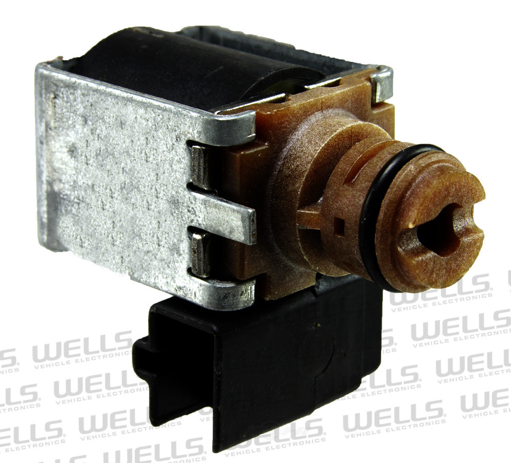 WVE BY NTK - Automatic Transmission Control Solenoid - WVE 2N1075