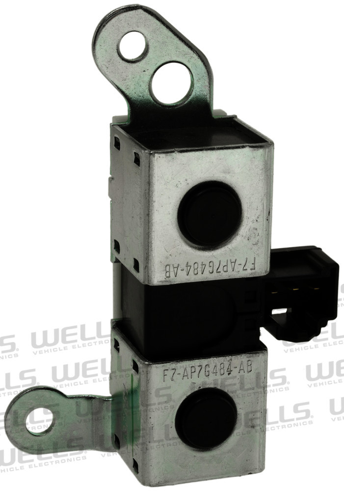 WVE BY NTK - Automatic Transmission Control Solenoid - WVE 2N1099