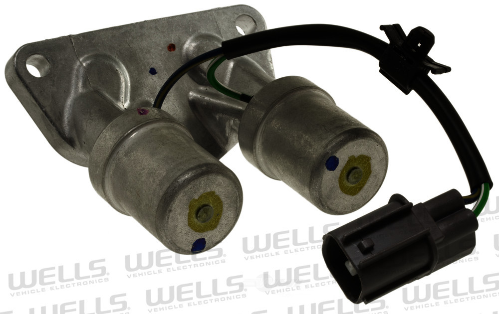 WVE BY NTK - Automatic Transmission Control Solenoid - WVE 2N1143