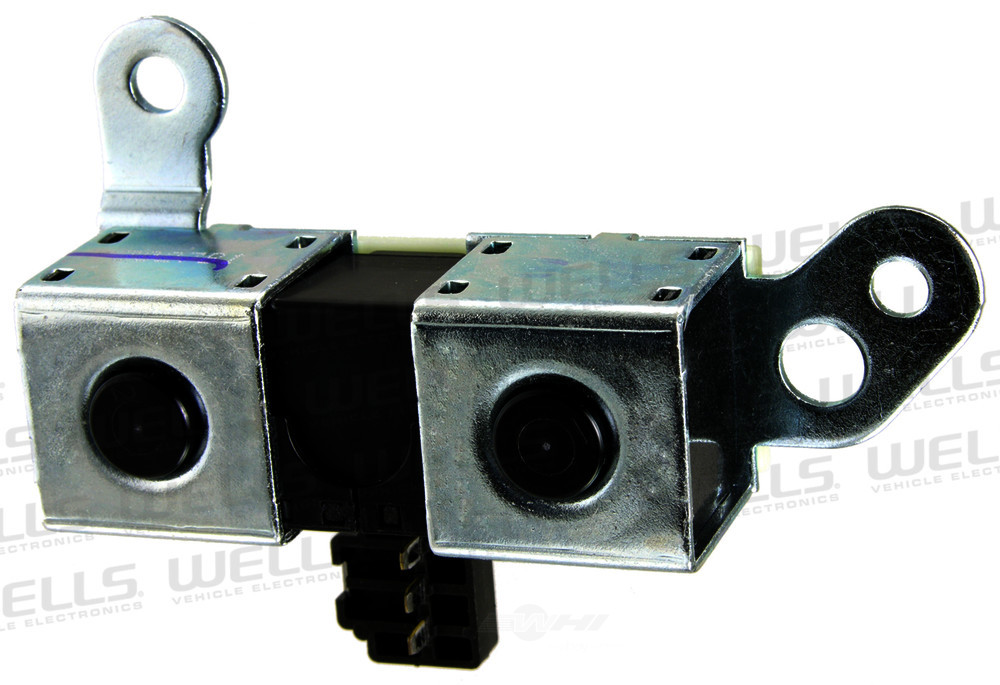 WVE BY NTK - Automatic Transmission Control Solenoid - WVE 2N1197