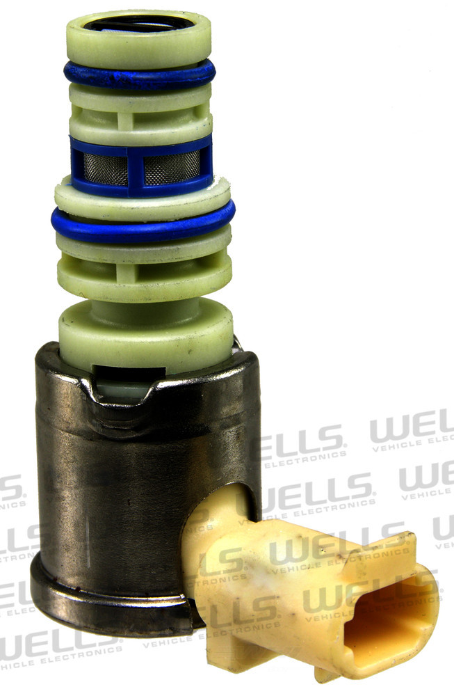 WVE BY NTK - Automatic Transmission Control Solenoid - WVE 2N1198