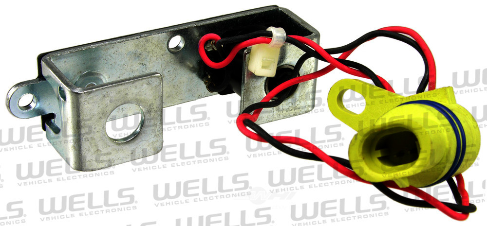 WVE BY NTK - Automatic Transmission Control Solenoid - WVE 2N1200