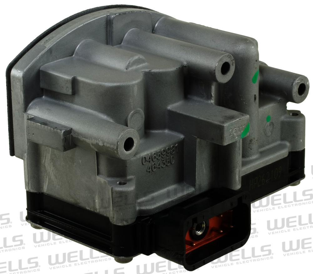 WVE BY NTK - Automatic Transmission Control Solenoid - WVE 2N1201