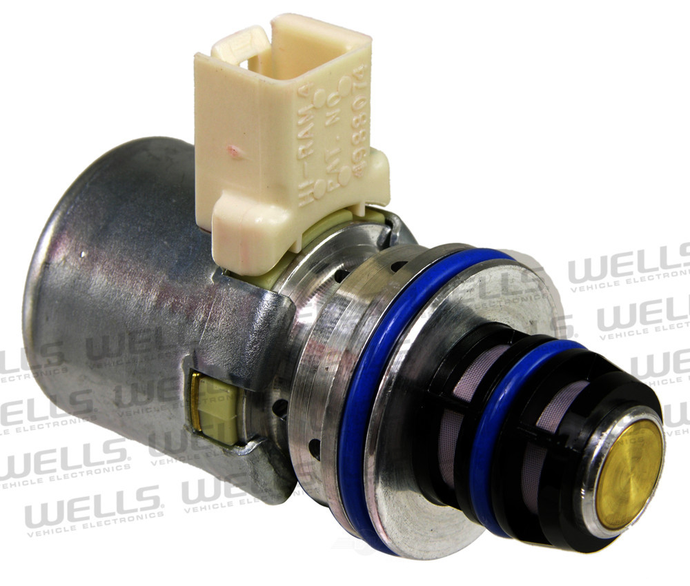 WVE BY NTK - Automatic Transmission Control Solenoid - WVE 2N1202