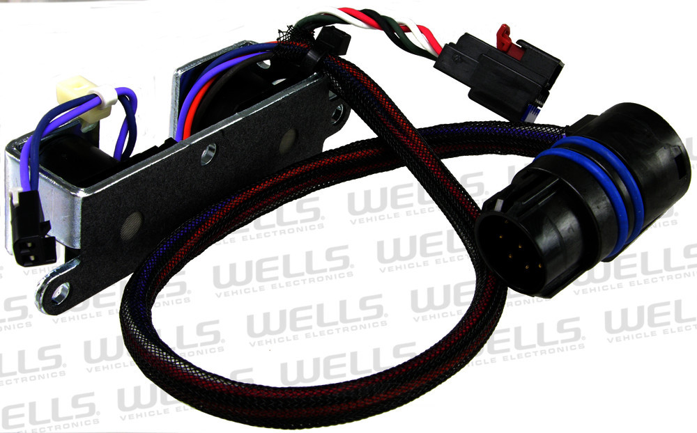 WVE BY NTK - Automatic Transmission Control Solenoid - WVE 2N1203