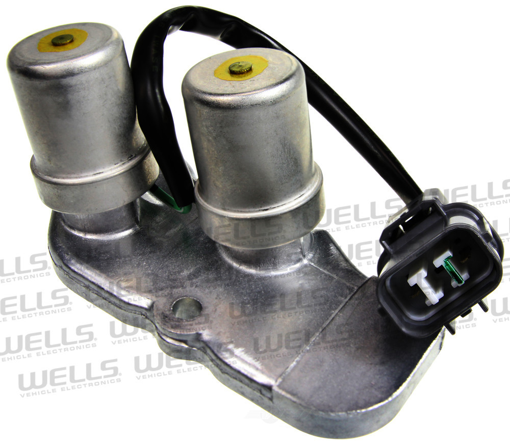 WVE BY NTK - Automatic Transmission Control Solenoid - WVE 2N1205