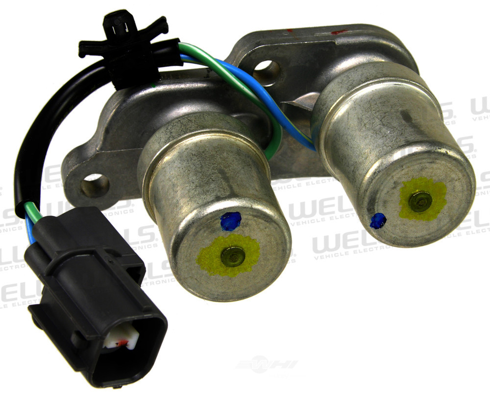 WVE BY NTK - Automatic Transmission Control Solenoid - WVE 2N1206