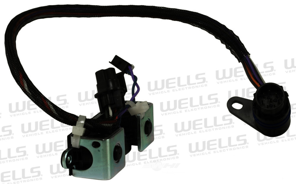 WVE BY NTK - Automatic Transmission Control Solenoid - WVE 2N1236