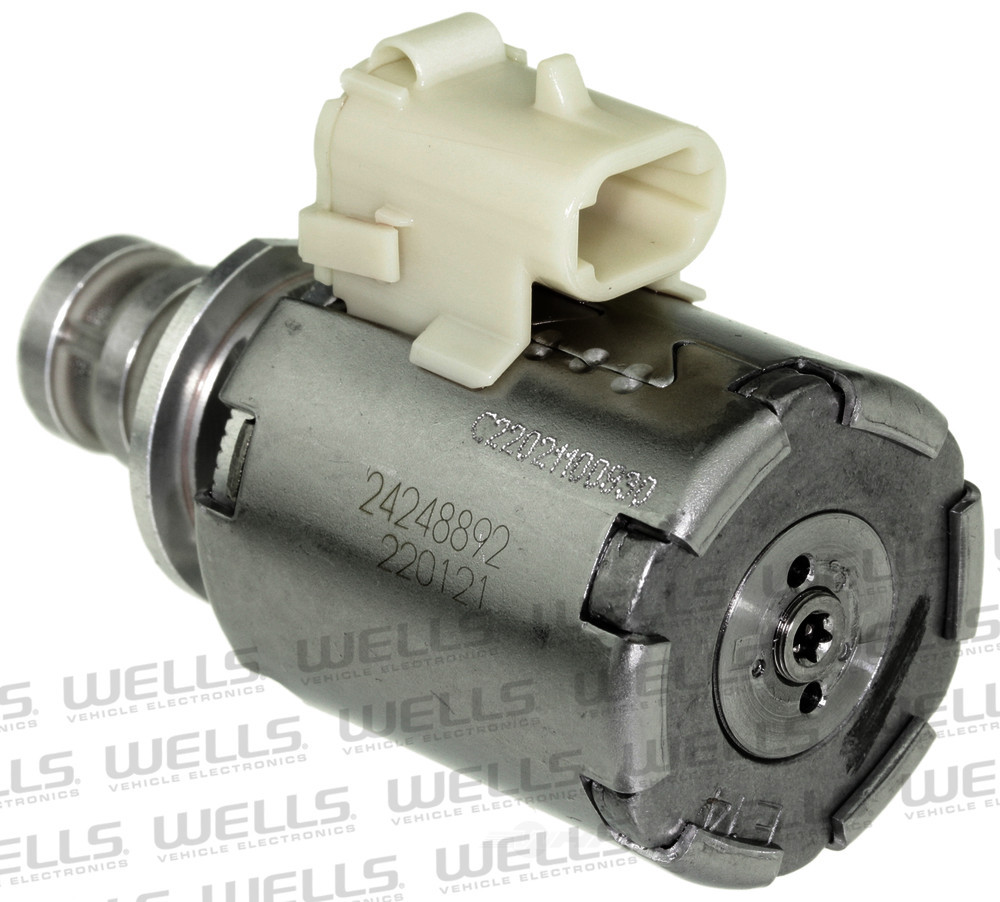 WVE BY NTK - Automatic Transmission Control Solenoid - WVE 2N1242