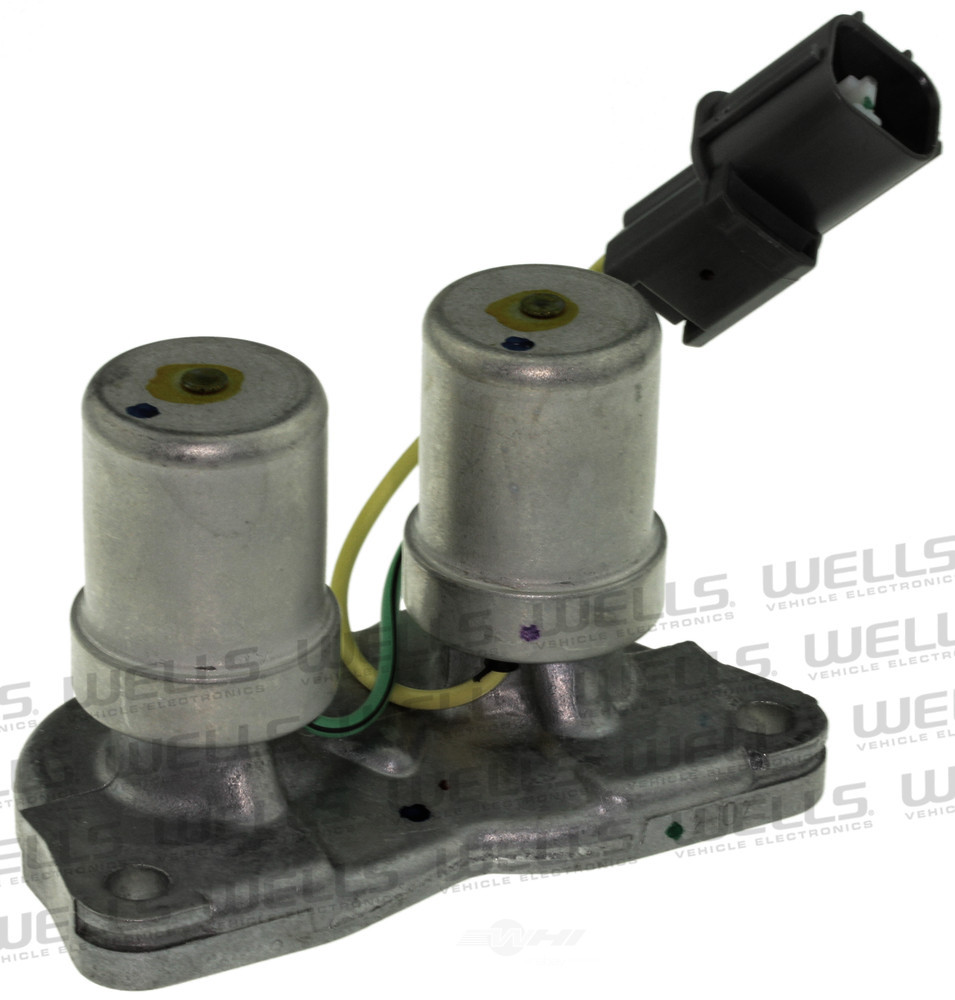 WVE BY NTK - Automatic Transmission Control Solenoid - WVE 2N1245