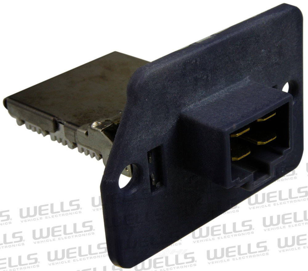 WVE BY NTK - HVAC Blower Motor Resistor - WVE 3A1325