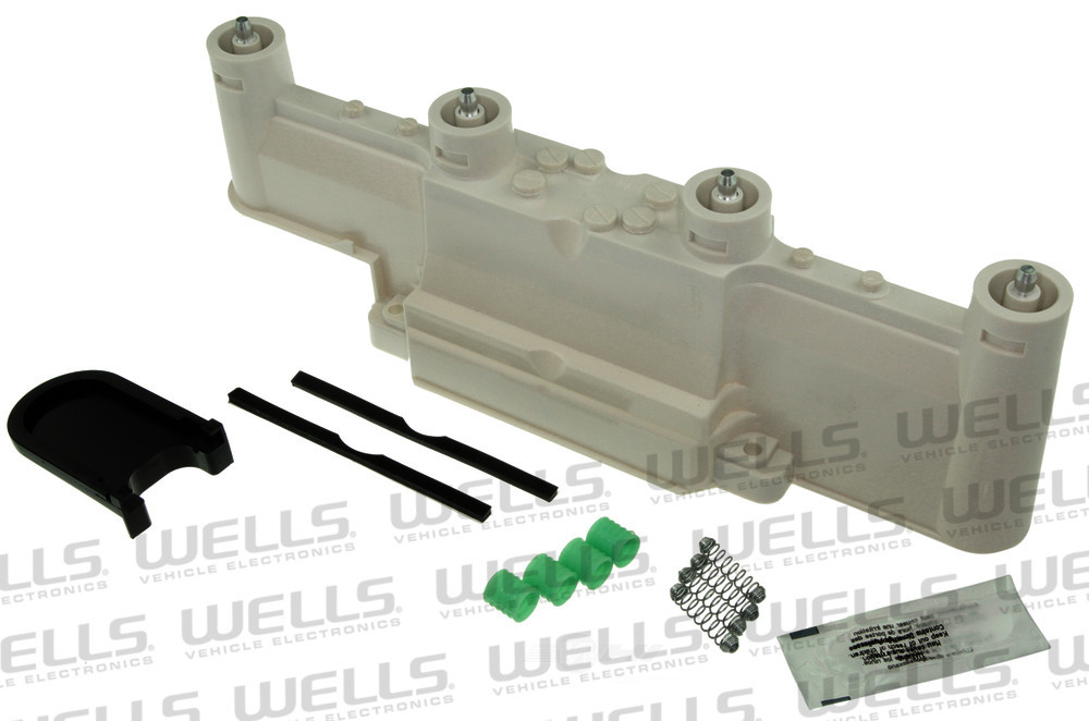 WVE BY NTK - Ignition Coil Cover - WVE 4C1002
