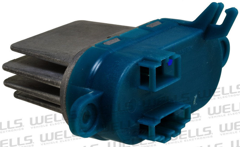 WVE BY NTK - HVAC Blower Motor Resistor - WVE 4P1562