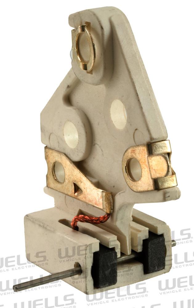 WVE - Alternator Brush Holder - WVE 5A1016