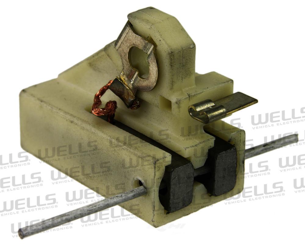WVE - Alternator Brush Holder - WVE 5A1040