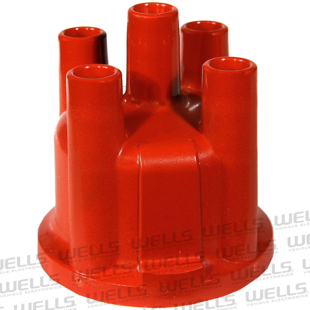 WVE BY NTK - O.E. Replacement Distributor Cap - WVE 5D1012