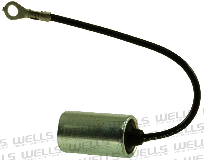 WVE BY NTK - Ignition Condenser - WVE 5H1000
