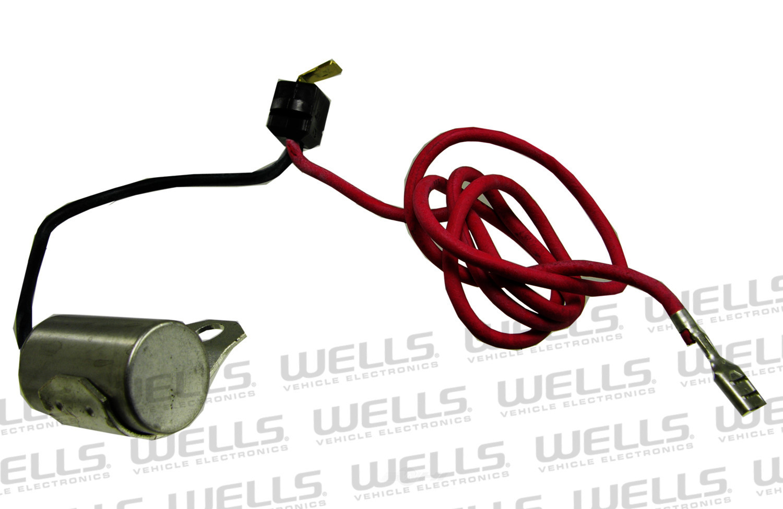 WVE BY NTK - Ignition Condenser - WVE 5H1088